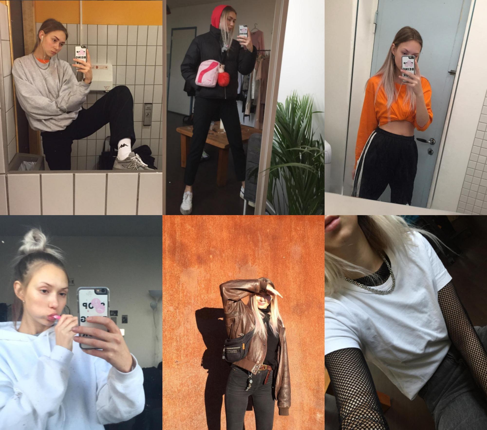 Instagram piger Chille Vera