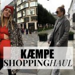 VIDEO: KÆMPE TRY ON SHOPPING HAUL